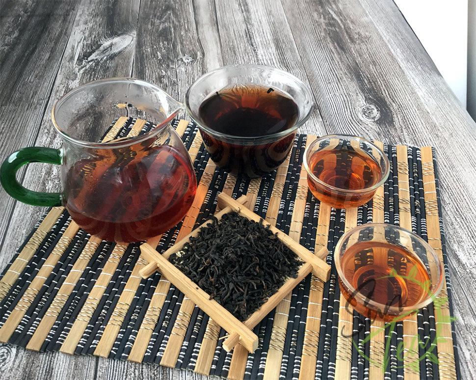 Пуэр чай дворцовый